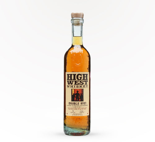 High West Double Rye Whiskey - 750 ml - SipsyLA