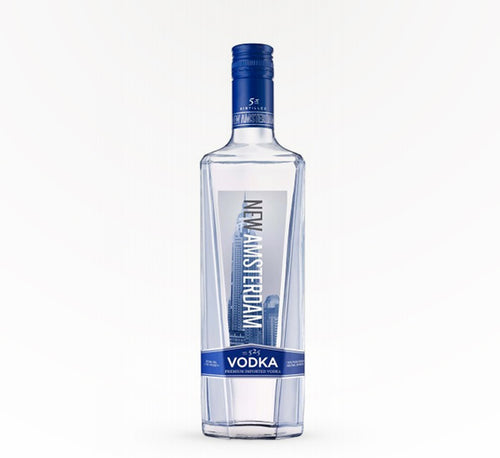 New Amsterdam Vodka - 750 ml - SipsyLA