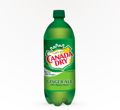 Canada Dry Ginger Ale - 2 L - SipsyLA