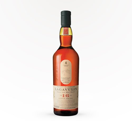 Lagavulin 16 year single malt - 750 ml - SipsyLA