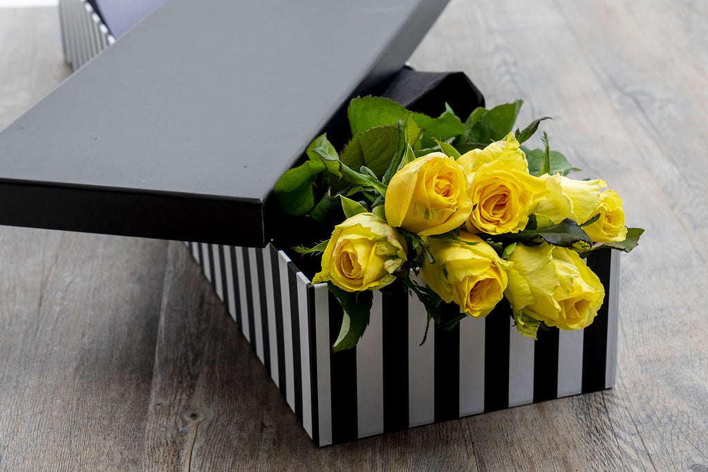 French Country, Boxed Roses