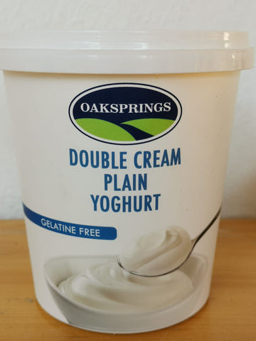 Yogurt - Double Cream 1kg