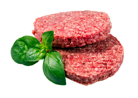 Beef Burger Patties - 4 x 180g