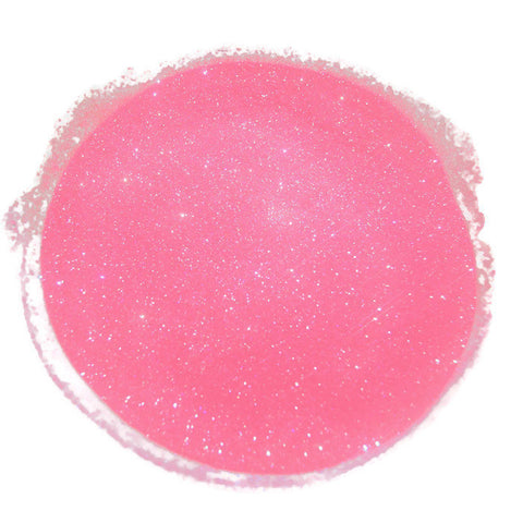 Hot Pink Cosmetic Glitter