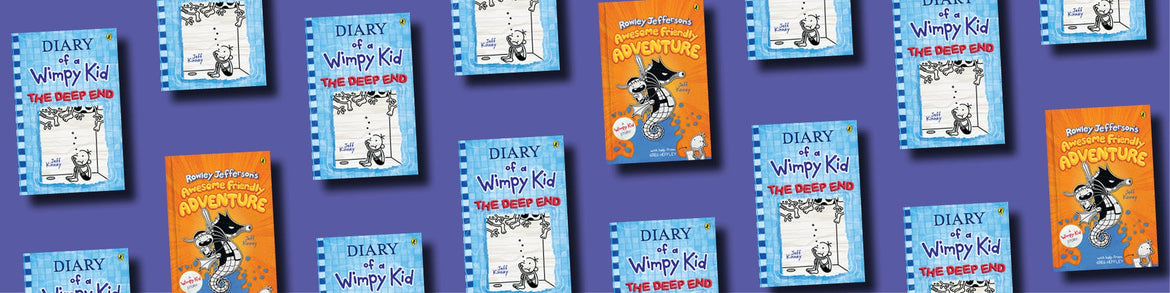 Calling Wimpy Kid Fans