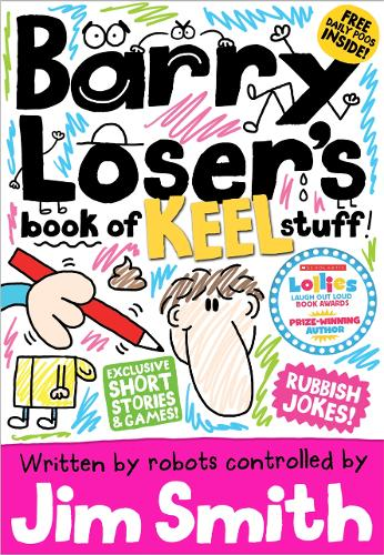 Barry Loser's book of keel stuff