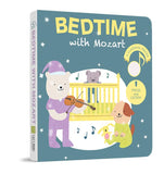 Bedtime with Mozart Sound Book (6 classical pieces)