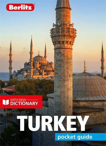Berlitz Pocket Guide Turkey (Travel Guide with Dictionary)