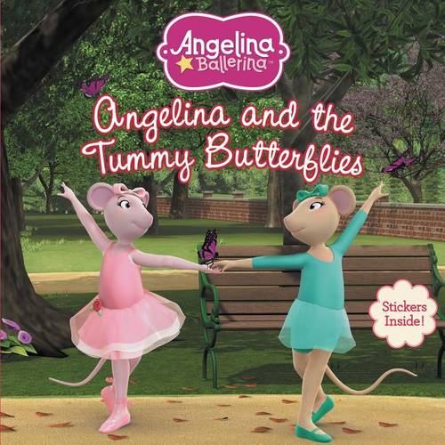 Angelina and the Tummy Butterflies