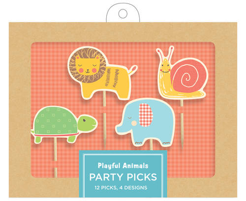 Playful Animals Party Picks