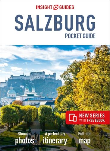 Insight Guides Pocket Salzburg (Travel Guide with Free eBook)