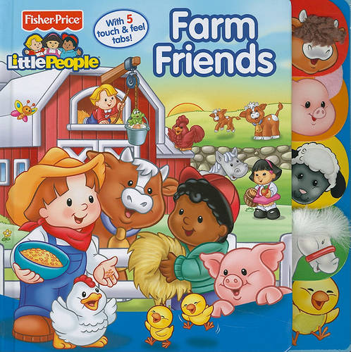 Fisher Price Little People Farm Friends