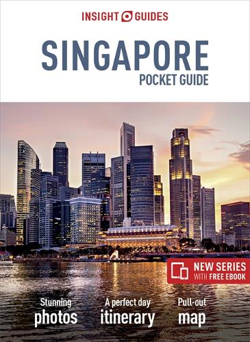 Insight Guides Pocket Singapore (Travel Guide with Free eBook)