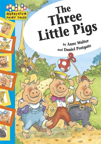 Hopscotch: Fairy Tales: The Three Little Pigs
