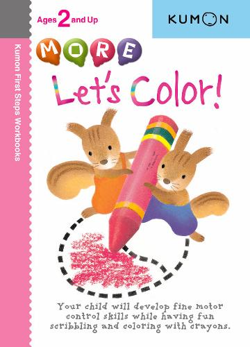 More Let's Color