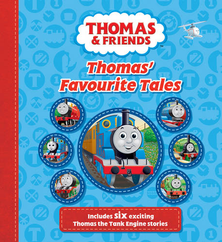 Thomas & Friends Thomas' Favourite Tales