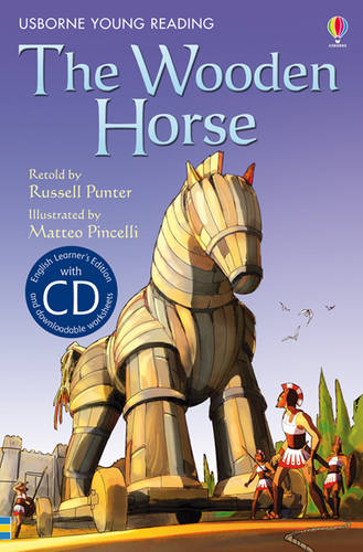 The Wooden Horse [Book with CD]