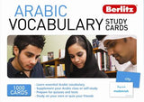 Berlitz Language: Arabic Vocabulary Study Cards