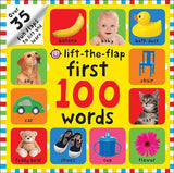 First 100 Words: First 100 Lift the Flap