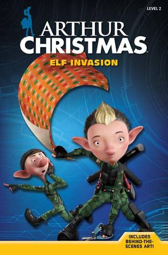 Arthur Christmas Elf Invasion