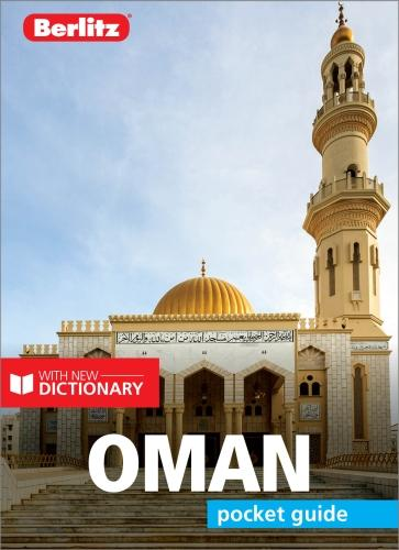 Berlitz Pocket Guide Oman (Travel Guide with Dictionary)