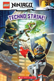 Lego Ninjago Reader: #9 Techno Strike No Level