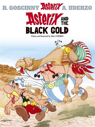 Asterix: Asterix and the Black Gold: Album 26