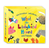 What the Ladybird Heard and Friends CD Box Set