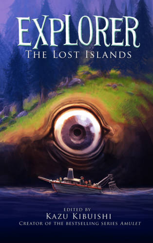 Explorer: The Lost Islands