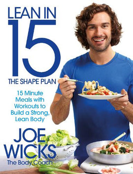 Signed Edition - Lean in 15: The Shape Plan