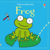 Cloth Books: Frog