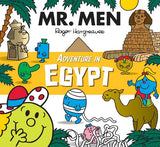 Mr. Men Adventure in Egypt