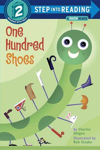One Hundred Shoes: Step Into Reading 2