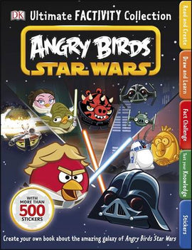 Angry Birds Star Wars Ultimate Factivity Collection