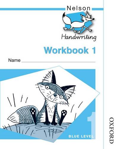 Nelson Handwriting Workbook 1 (X10)