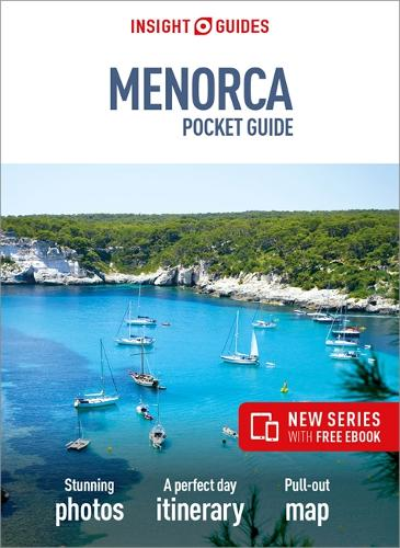 Insight Guides Pocket Menorca (Travel Guide with Free eBook)