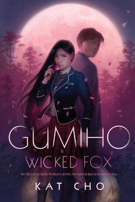 Signed Bookplate Edition - Gumiho: Wicked Fox