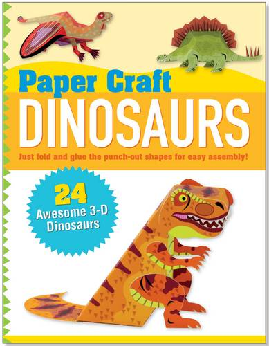 Paper Craft: Dinosaurs
