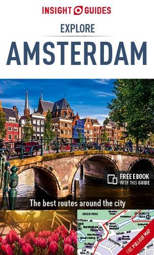 Insight Guides Explore Amsterdam (Travel Guide with Free eBook)
