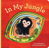 In My Jungle: Finger Puppet Book