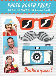 Strike a Pose Photobooth Props: Photobooth Props