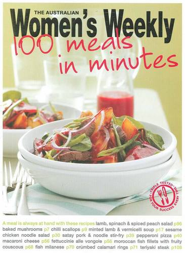 100 Meals in Minutes