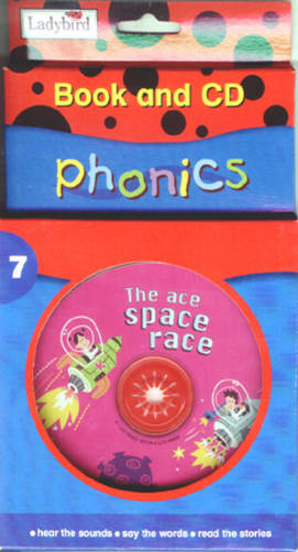 The Ace Space Race: Phonics 7