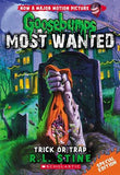 Trick or Trap (Goosebumps Most Wanted Special Edition #3), Volume 3