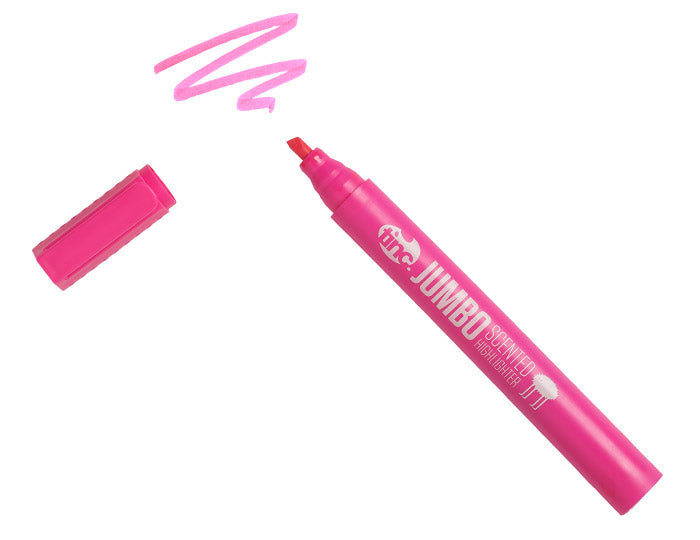 Jumbo Scented Highlighter - PInk