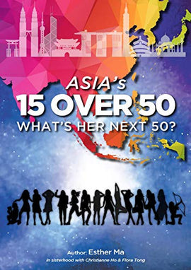 Asia's 15 Over 50