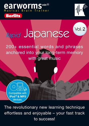 Berlitz Language: Rapid Japanese v.2