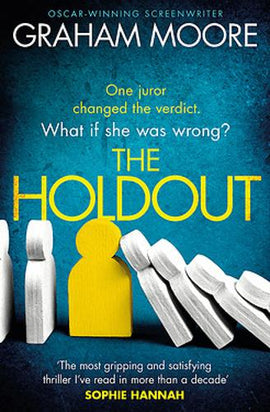 The Holdout: One jury member changed the verdict. What if she was wrong? 'The Times Best Books of 2020'