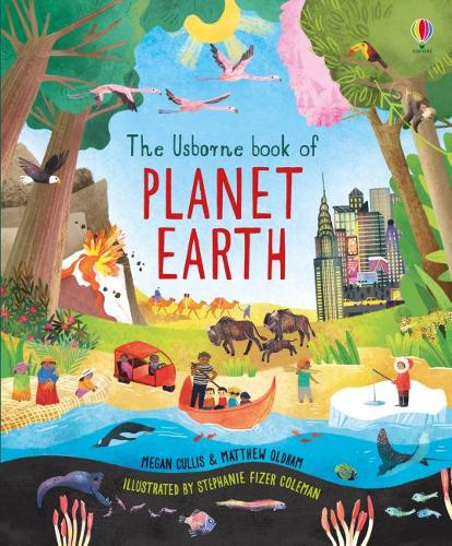 The Usborne Book of Planet Earth