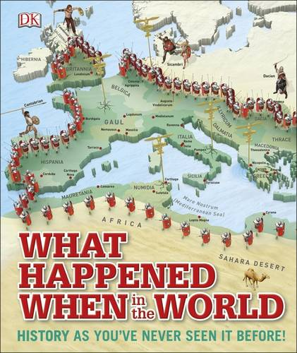 What Happened When in the World: History as You've Never Seen it Before!